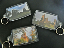 Sheriff Hutton Large Keyring
